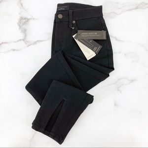 BANANA REPUBLIC Black High Rise Skinny Jeans 24P